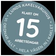 Badrumsinredning i Lund, klart på 15 dagar stämpel